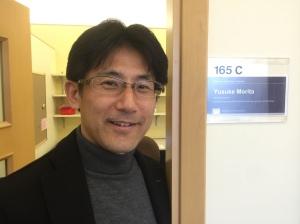 Yusuke Morita